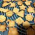 香浓炼乳棒饼干