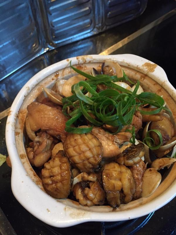 Yoyo448的花螺做法焖鸡肥牛的v做法麻将照做法金成果针菇的鲍鱼图片