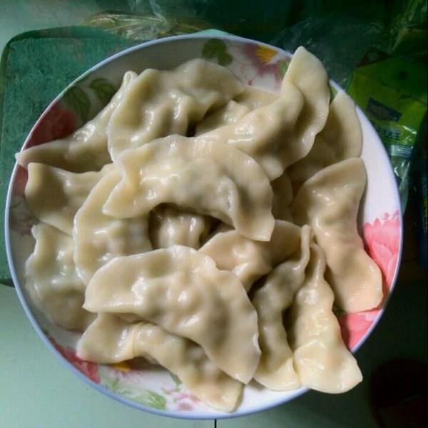 可爱程妈的芹菜肉馅饺子做法的学习成果照_豆果美食