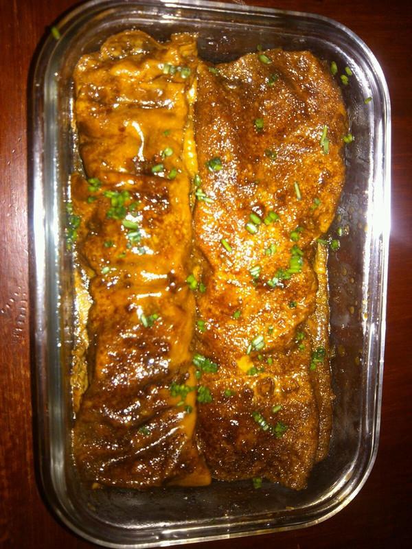 海角风铃的豆腐衣包肉做法的学习成果照 豆果美食