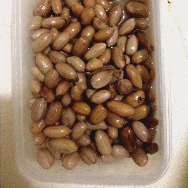 豆粉586930frbi的水煮花生米做法的学习成果照