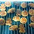 蔓越梅蛋黄饼