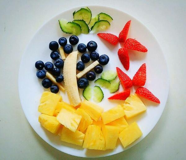 小禾~的水果拼盘做法的学习成果照