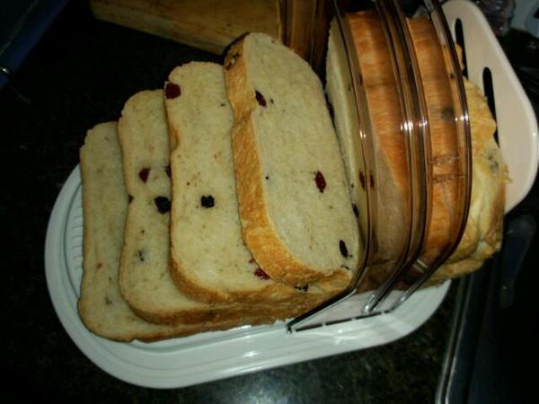 樗檑的面包机做手撕面包做法的学习成果照