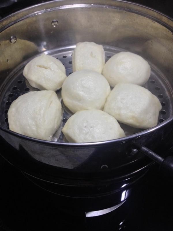墨西北的面包机做馒头做法的学习成果照