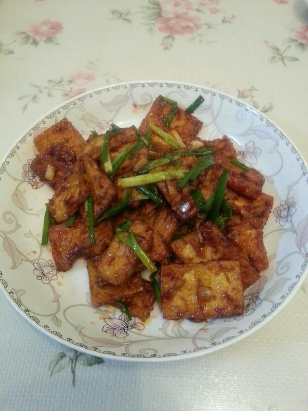 Tina sky的脆皮豆腐做法的学习成果照 豆果美食