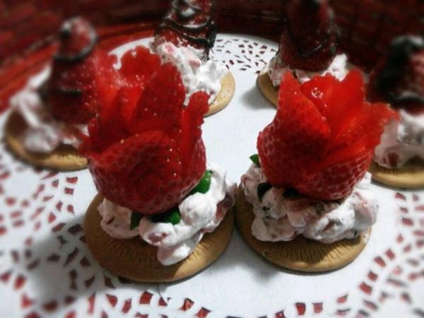 辰妈私厨的甜点做法的学习成果照