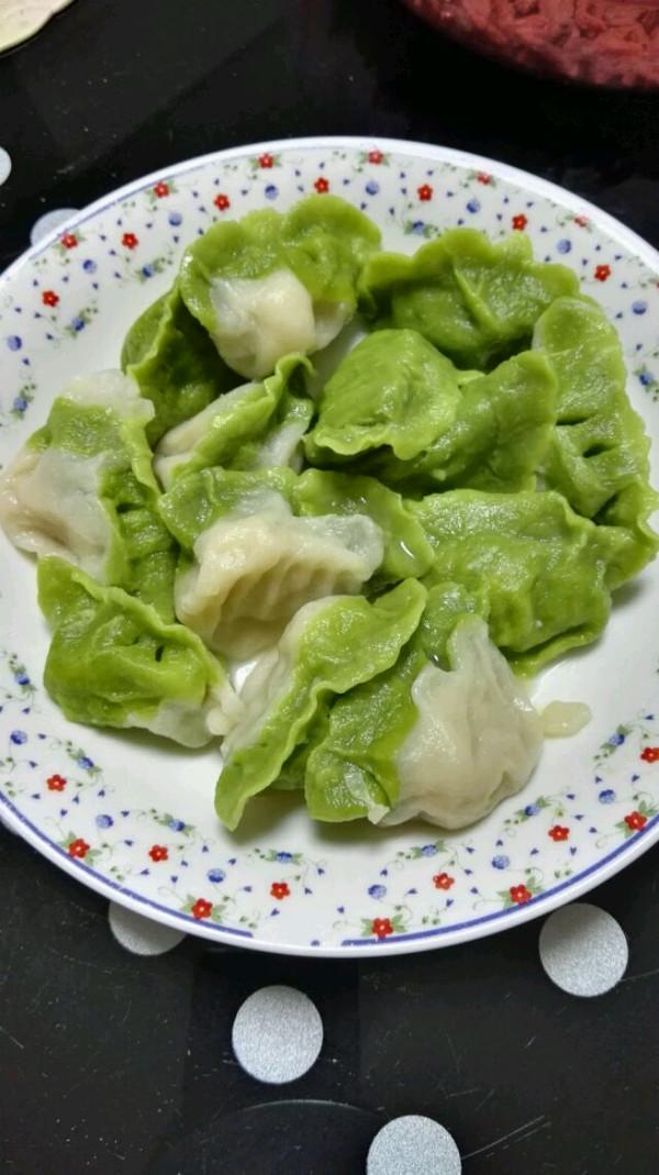 形状的水饺)做法的学习