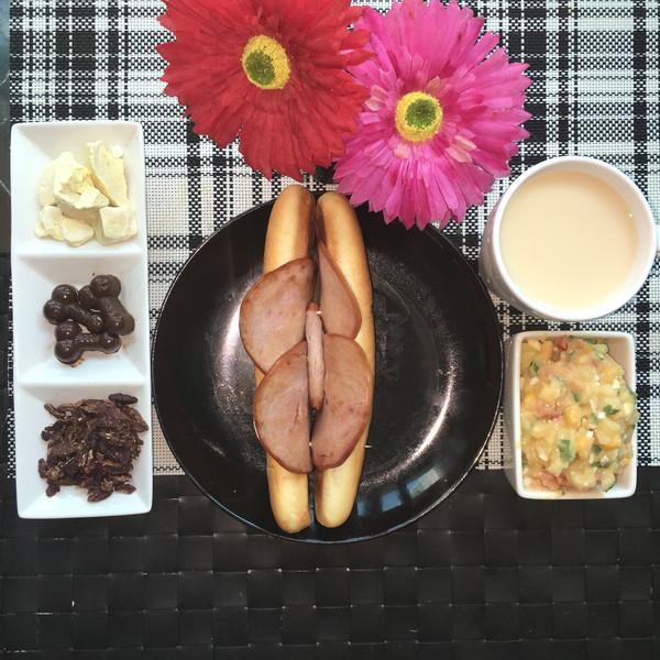 唯做法与爱不可辜负的美人鱼的搞笑的美食早餐欧美食城华县惠图片