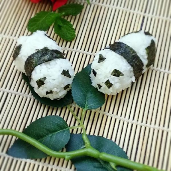 萌萌哒熊猫做法的学习成果照