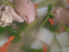 羊肉炖白萝卜的全部作品及图片 豆果美食