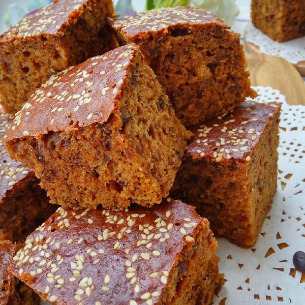 贝薇的大仙美食课堂之烤箱版红枣糕做法的学习