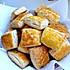 奶油奶酪司康饼干