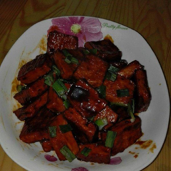 英子ahbo的糖醋脆皮豆腐~0失败快手菜做法的