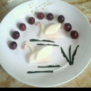 简单水果拼盘