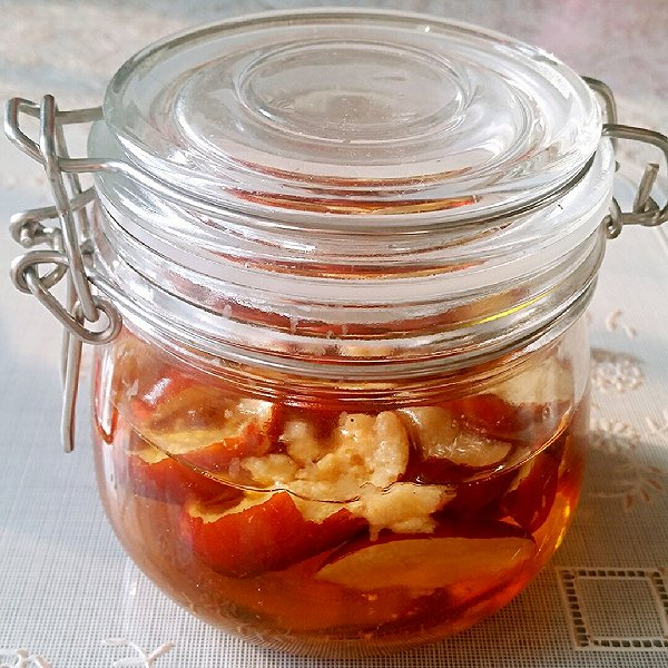 白菜小小的红枣醋做法的学习成果照