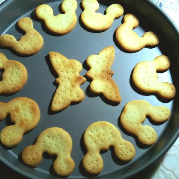 米奇饼干_米老鼠情侣饼干的做法_家常米老鼠情侣饼干的