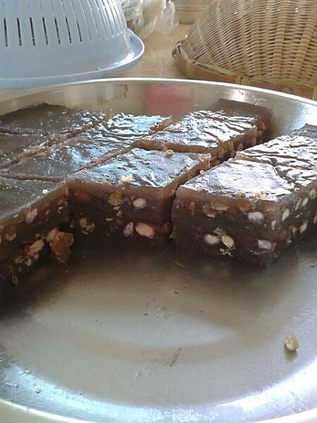 羊纸的红豆马蹄糕做法的学习成果照