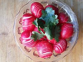 糖醋樱桃萝卜的全部作品及图片 豆果美食