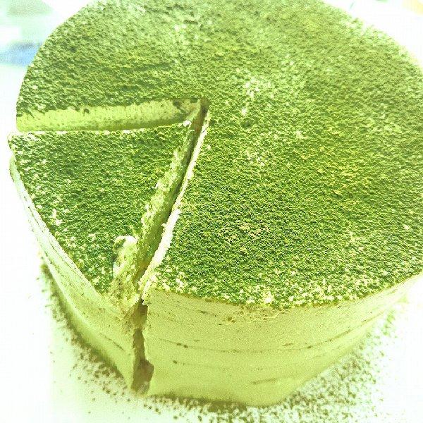 抹茶奶油蛋糕