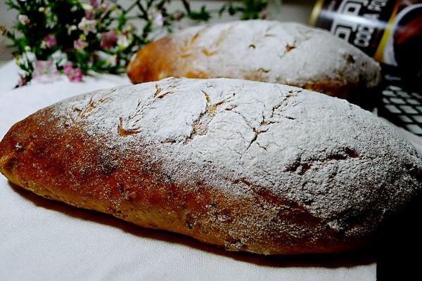 灰灰之家的【欧式面包】蔓越人家软欧包做法的学习照