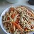 金针菇炒山药丝儿(附炒菜降pm2.5窍门)