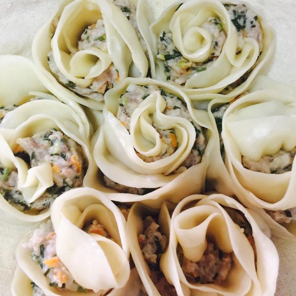 明虎齐的肉蒸美食卷玫瑰的调查美食照_豆果成果做法的学习调查关于方法图片