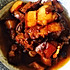 腐乳红烧肉杏鲍菇