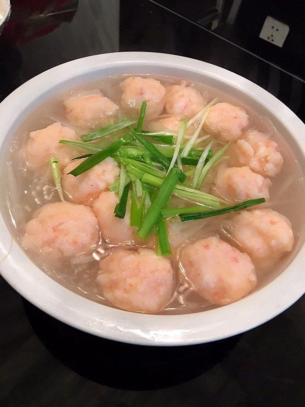 四月z的萝卜丝虾丸汤做法的学习成果照