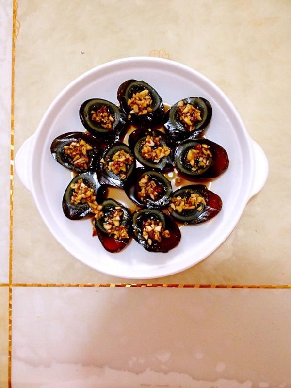 King麻麻的虎皮青椒皮蛋做法的学习成果照 豆果美食