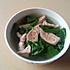 枸杞菜鲜肉丸汤