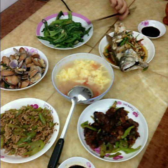 家庭主妇食谱的晚餐做法的学习成果照_豆果美食
