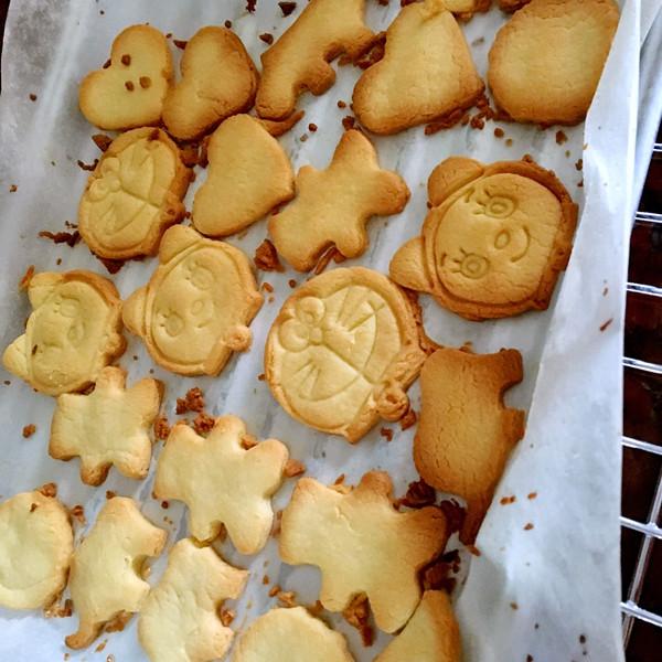 动物饼干,图形饼干的做法