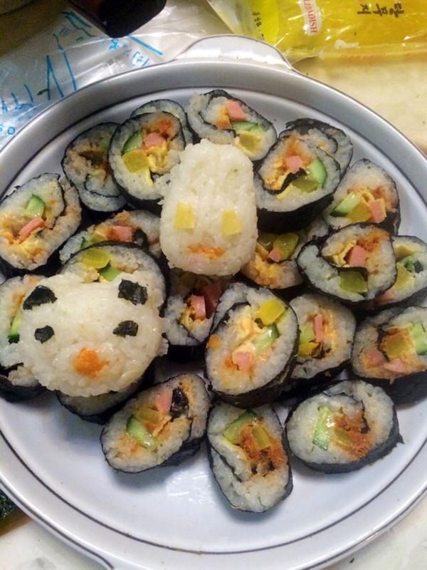 创意寿司做法 步骤