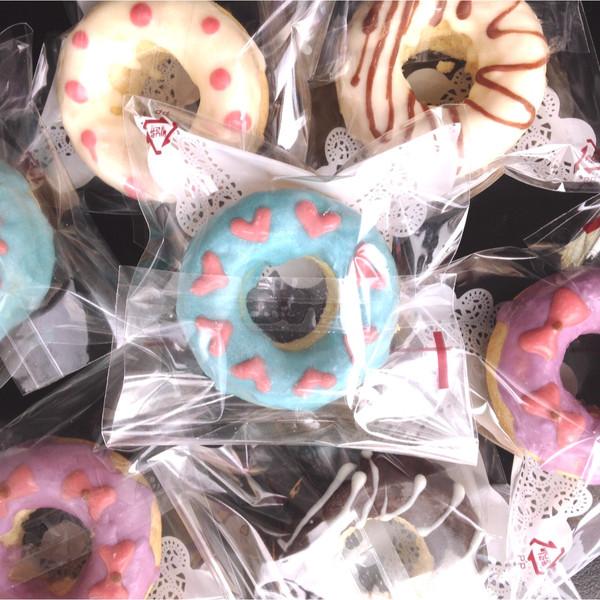 大鹏澎的彩虹迷你甜甜圈#疯狂动物城#做法的学习成果
