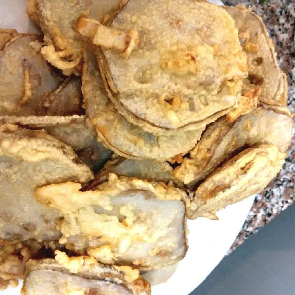 语过添情5的藕饼做法的学习成果照