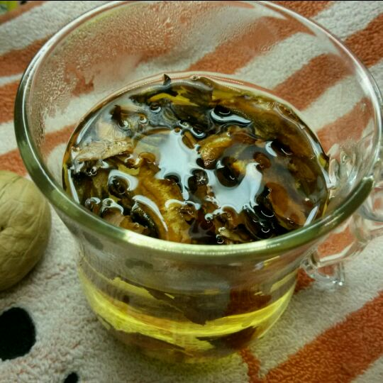 沧浪濯缨的分心木茶做法的学习成果照