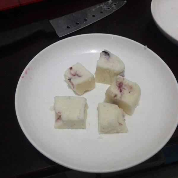 美丽俏佳人37的牛奶奶冻(椰蓉小方)-v牛奶牛奶大阅美食城图片