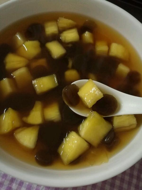 橙黎黎的木薯糖水做法的学习成果照