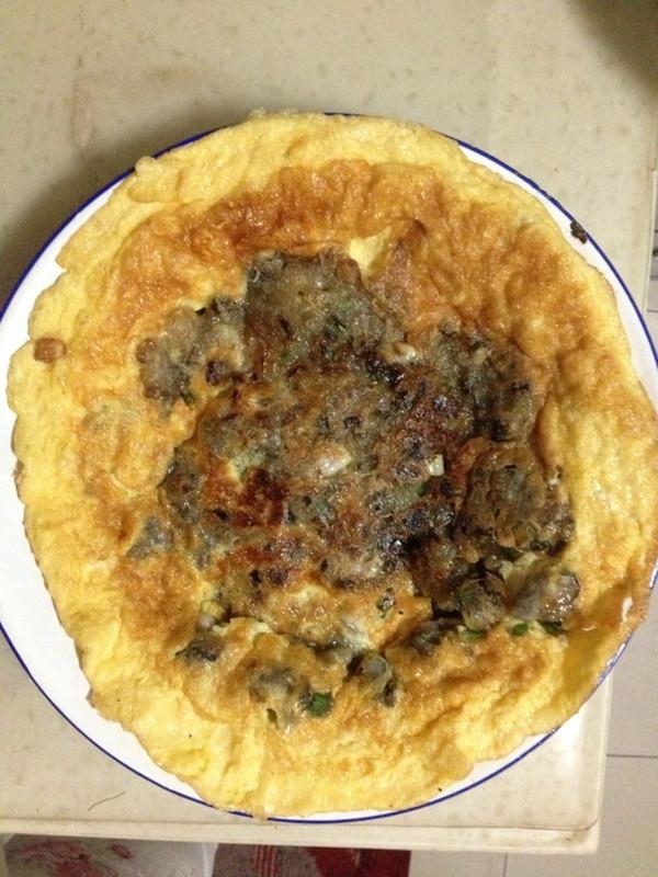 不做风铃的海蛎煎蛋做法的学习成果照 豆果美食