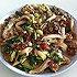 平菇炒肉末