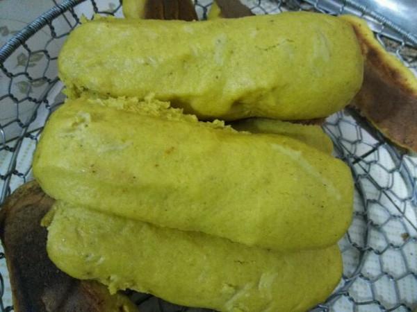 rui4090的玉米面饼子做法的学习成果照
