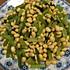 爽口小咸菜——芹菜黄豆