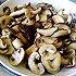 家常素菜:蒜爆双菇!炒蘑菇