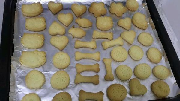 小薇760815的奶酪造型【奶酪饼干】马斯卡朋入做法的