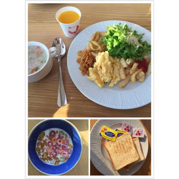桃李芬芳3的济州岛宾馆早餐做法的学习成果照