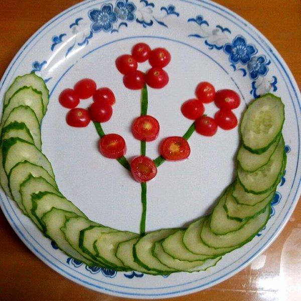 2323的简单水果拼盘做法的学习成果照 豆果美食